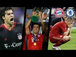 The most epic matches between FC Bayern and Chelsea FC