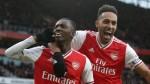 Arsenal 3-2 Everton: Aubameyang nets twice as Arsenal beat Everton in thriller