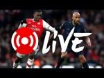 Arsenal 3-2 Everton | Arsenal Nation Live