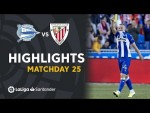 Highlights Deportivo Alaves vs Athletic Club (2-1)