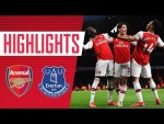 HIGHLIGHTS | Arsenal 3-2 Everton | Premier League | Feb 23, 2020