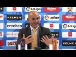 Rueda de prensa de Paco Jémez tras el Rayo Vallecano vs SD Huesca (2-0)
