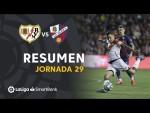 Resumen de Rayo Vallecano vs SD Huesca (2-0)