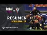 Resumen de Extremadura UD vs CD Mirandés (3-2)