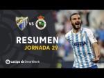 Resumen de Málaga CF vs Real Racing Club (2-0)