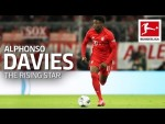Alphonso Davies - Bayern München's Versatile Weapon and Canadian Superstar