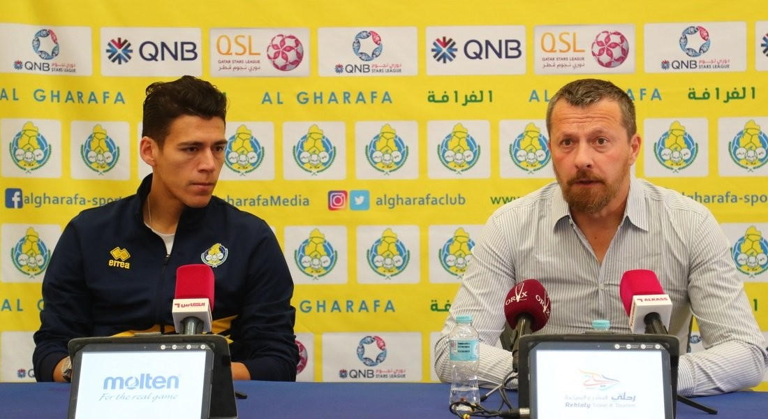 We'll fight to achieve our target: Al Gharafa coach Jokanovic