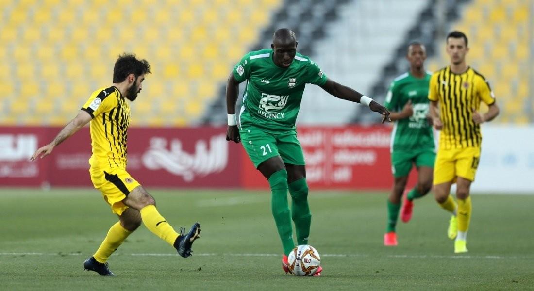 QNB Stars League Week 17 - Al Ahli 2 Qatar SC 2