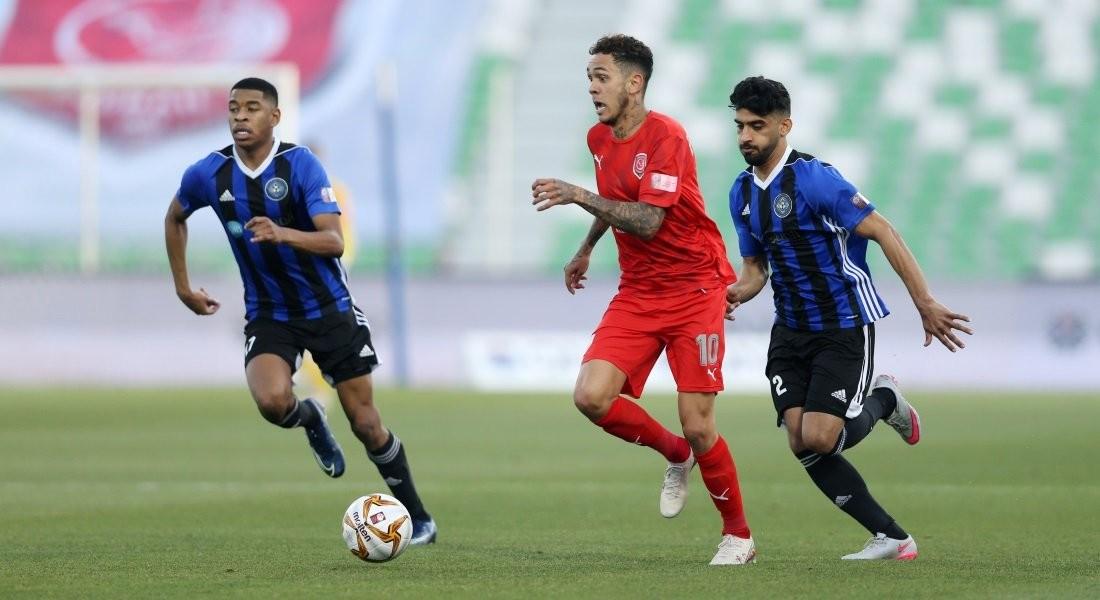 QNB Stars League Week 17 - Al Sailiya 1 Al Duhail 2