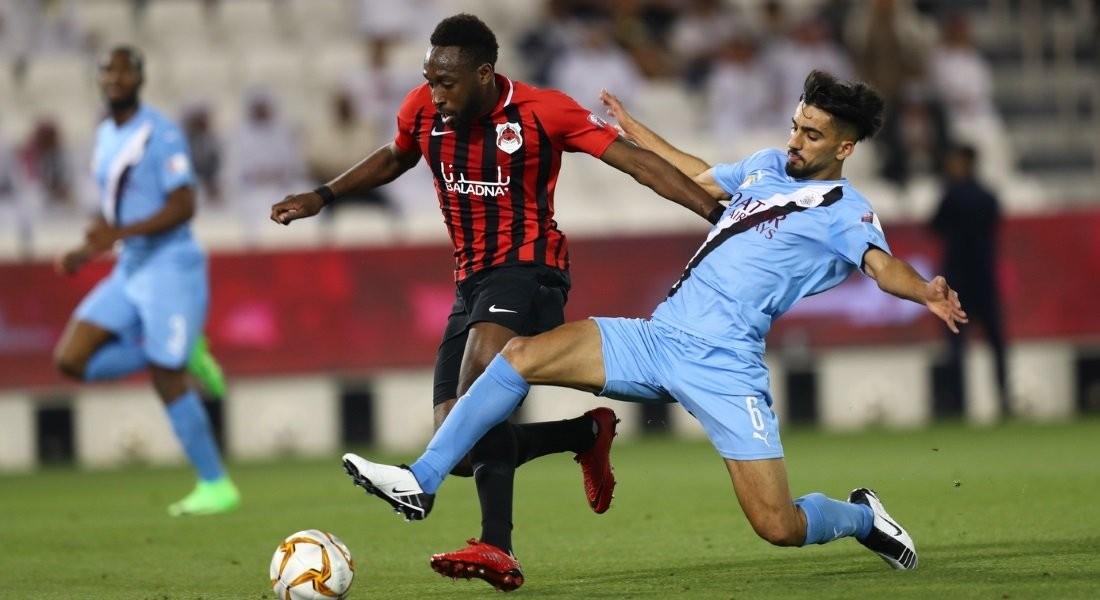 QNB Stars League Week 17 - Al Rayyan 1 Al Sadd 0