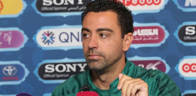 Xavi: Prepared to defeat Al-Wakrah, winning the Amir Cup would make this an excellent season