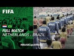 #WorldCupAtHome | Netherlands vs Brazil (South Africa 2010)