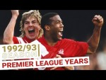 Liverpool's Premier League Years: 1992/93 Season