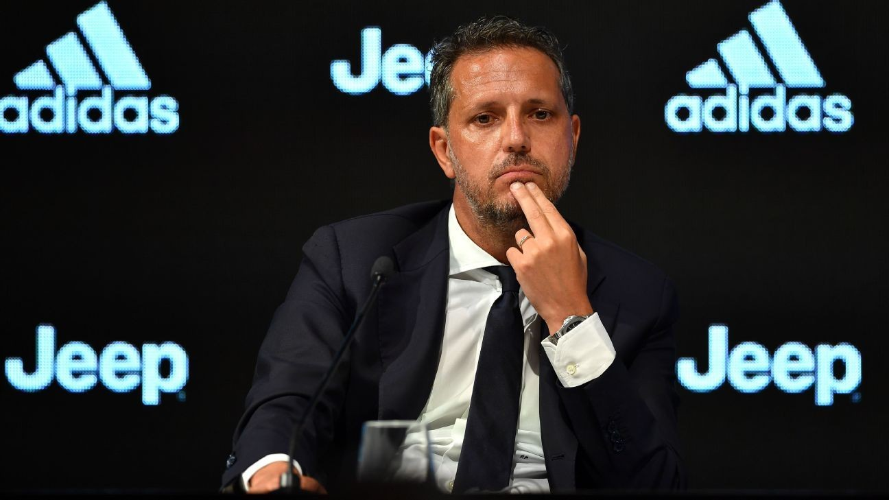 Football clubs will favour NBA-style trades over transfer after coronavirus crisis - Juve chief