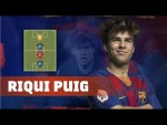 RIQUI PUIG | MY TOP 4 (LEGENDS)