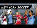 New York Soccer: Rivalries Inside and Outside the City | MLS Documentaries