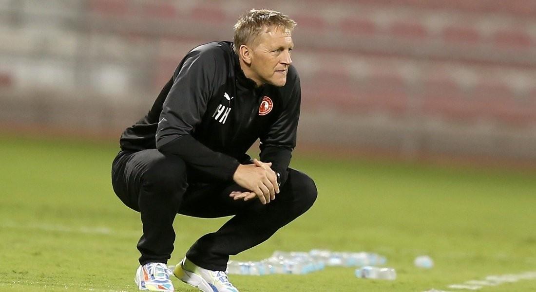 Hallgrimsson chalks out training plan for Al Arabi players, Musab Khadr continues rehabilitation