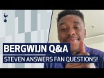 STEVEN BERGWIJN ANSWERS FAN QUESTIONS!