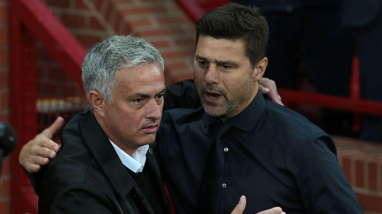 Pochettino: No ill will toward Mourinho replacing me at Spurs