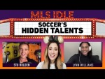 Magic Shows & Singing Disney Movie Favorites | The Talents of Soccer Commentators