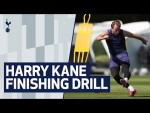 HARRY KANE'S FINISHING MASTERCLASS | SHOOTING CHALLENGE