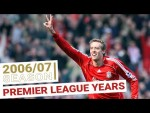 Every Premier League Goal 2006-07 | KUYT, CROUCH and GERRARD