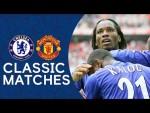 Chelsea 1-0 Man Utd | Superb Drogba Finish Ends United Hopes | FA Cup Final 2007