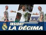 The Décima goal explained! Ramos & Modric reveal secrets behind 93rd-minute strike vs Atlético!