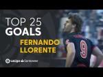 TOP 25 GOALS Fernando Llorente en LaLiga Santander