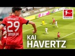 Havertz Does it Again! Leverkusen's Superstar Scores 4 Goals in 2 Games
