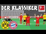 Borussia Dortmund vs. FC Bayern München | Der Klassiker - Highlights Powered by 442oons