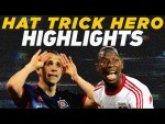2 Hat Tricks & 9 Goals! Chicago Fire vs RBNY | 2014 Classic Highlights