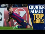 BARÇA'S DEADLIEST COUNTER ATTACKS 💥