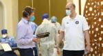Second round of Coronavirus tests begins