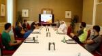 Qatar Stars League continues to meet coaches