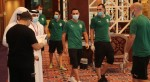Clubs' second round of Coronavirus tests continue