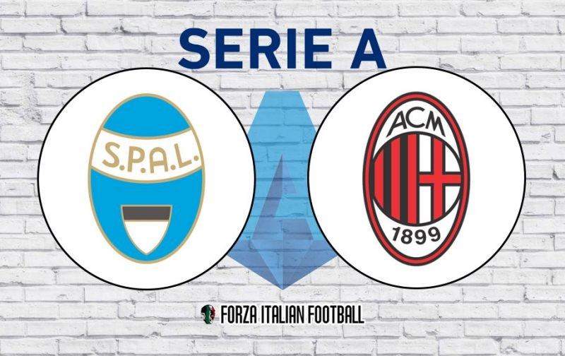SPAL v AC Milan: Probable Line-Ups and Key Statistics
