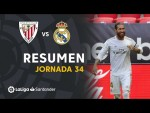 Resumen de Athletic Club vs Real Madrid (0-1)