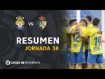 Resumen de UD Las Palmas vs SD Ponferradina (3-0)