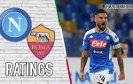 Napoli Player Ratings: Insigne with a stunner