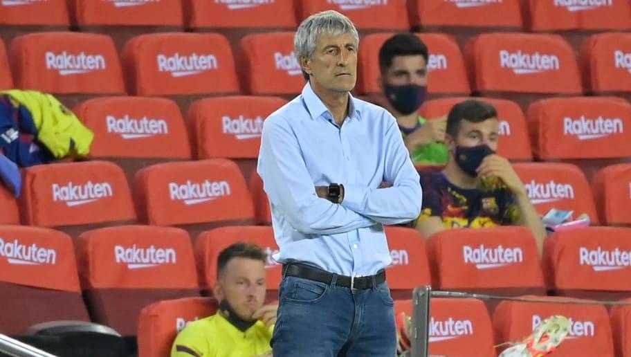 Quique Setién & Josep Maria Bartomeu Hit Out at VAR After More Controversy