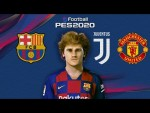 🎮 GRIEZMANN vs. JUVE, ARSENAL, BAYERN & MAN UTD in PES2020