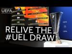 Relive the UEFA Europa League quarter-final, semi-final and final draws!