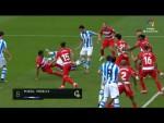 Highlights Real Sociedad vs Granada CF (2-3)