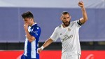 Real win to restore four-point lead over Barca