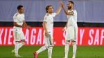 Madrid's attack revolves around Benzema in 8/10 performance