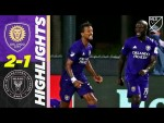 Orlando City SC 2-1 Inter Miami | Nani 97th Minute Winner in New Florida Rivalry! | MLS HIGHLIGHTS