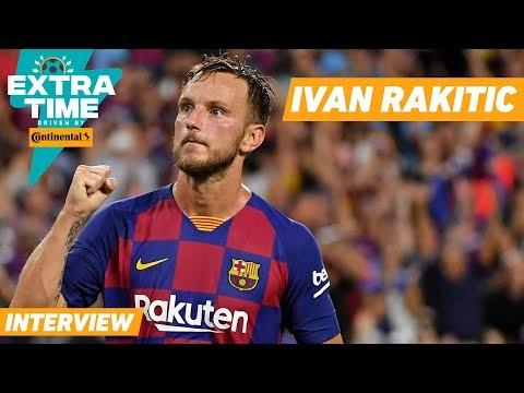 Ivan Rakitic Discusses The Genius of Messi & His Admiration of MLS