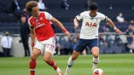 Luiz 5/10 as Arsenal fall in North London derby to Spurs