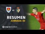 Resumen de CD Numancia vs SD Ponferradina (1-0)